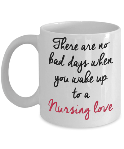 "<b class=""blink_me"">**23% Discount**</b><br>There Are No Bad Days Mug"