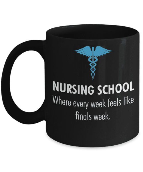 **20% Discount** Nursing School Coffee Mug