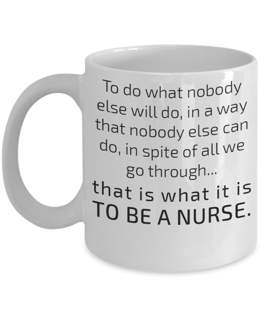**26% Discount** To Be A Nurse Mug