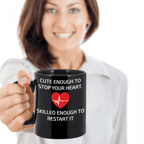 **23% Discount** Nursing Skills Coffee Mug