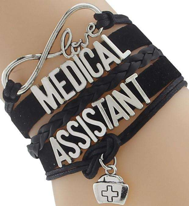 **Just Pay Shipping**<br> Medical Assistant Bracelet