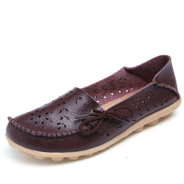 **23% Discount**Flat Flexible Round Toe Shoes
