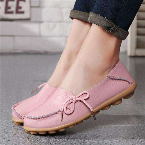 Lace-up Women Casual Shoes