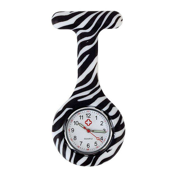 **46% Discount** Silicon Pocket Nurse Watch