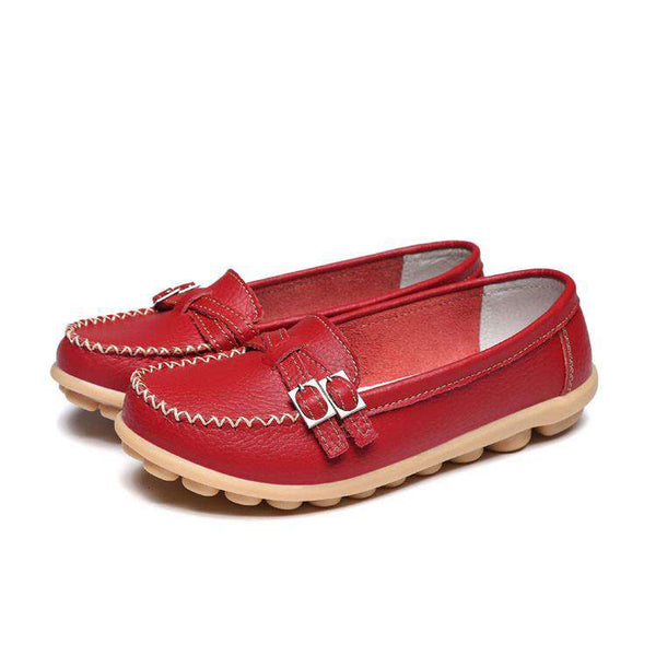 **27% Discount** Round Toe Ballerina Flat Shoes