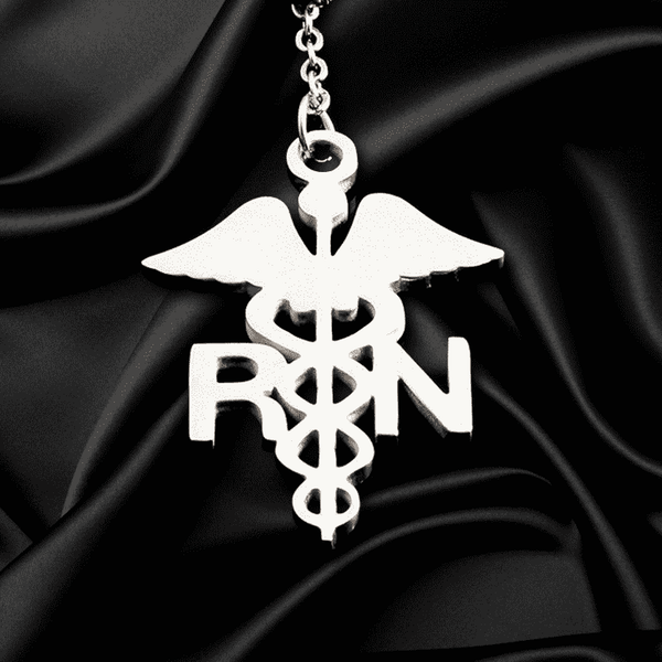 **23% Discount** Registered Nurse Necklace