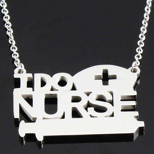 **23% Discount** First Aid Kit Syringe Necklace