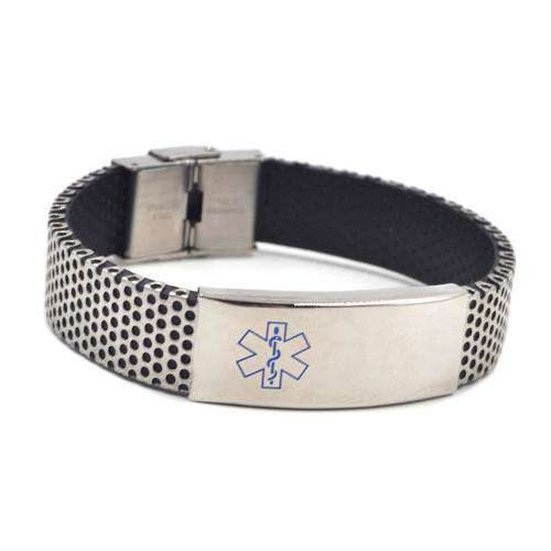 **35% Discount** Medical ID Alert Bracelet