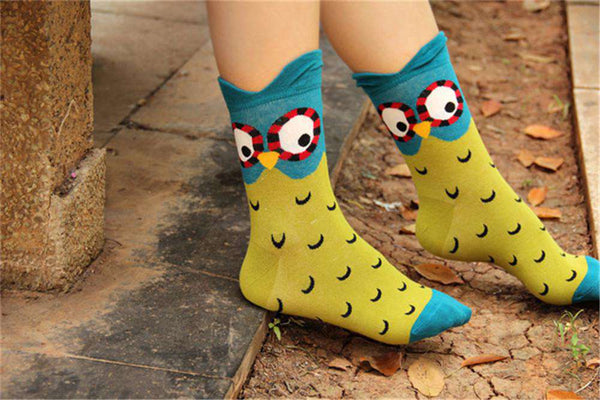 **Just Pay Small Shippping** 3d Cartoon Socks For Women
