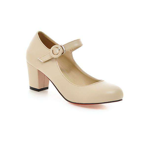 **29% Discount** Ladies High Heels White Shoes