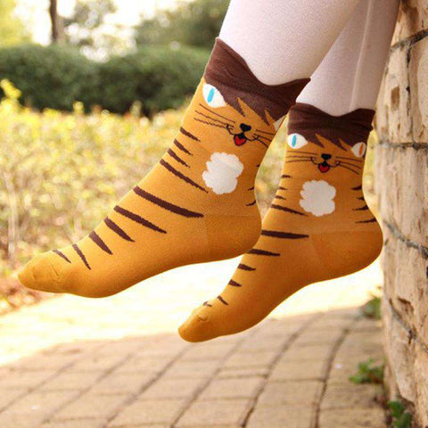 **Just Pay Small Shippping** 3D Animals Cartoon Socks