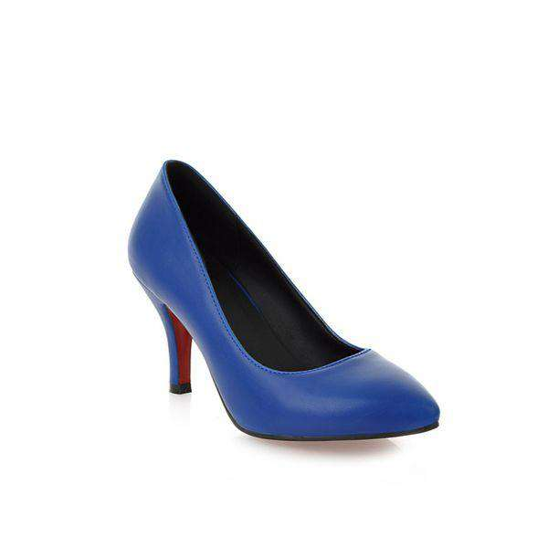 **22% Discount** Pointed toe Thin heel shoes