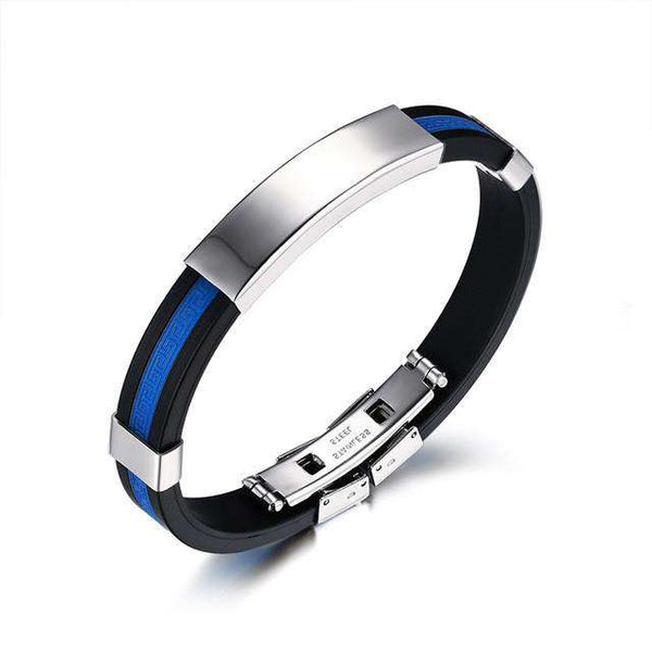 Fashion Silver Stainless Steel Bracelet