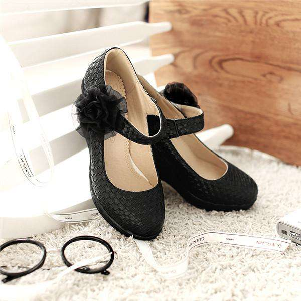 **24% Discount** Women Wedges White Wedding Pumps