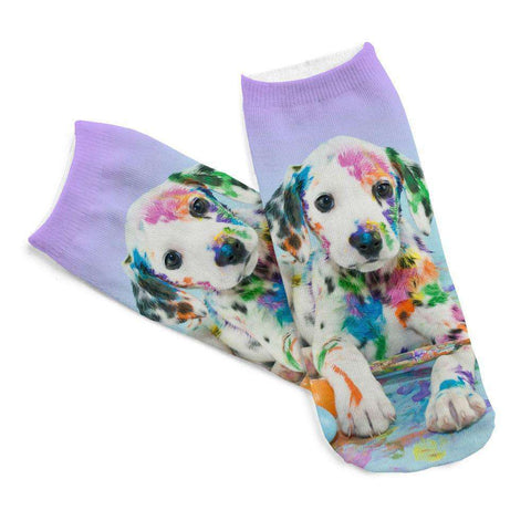 **Just Pay Small Shippping** 3D Bulldog Printing Socks