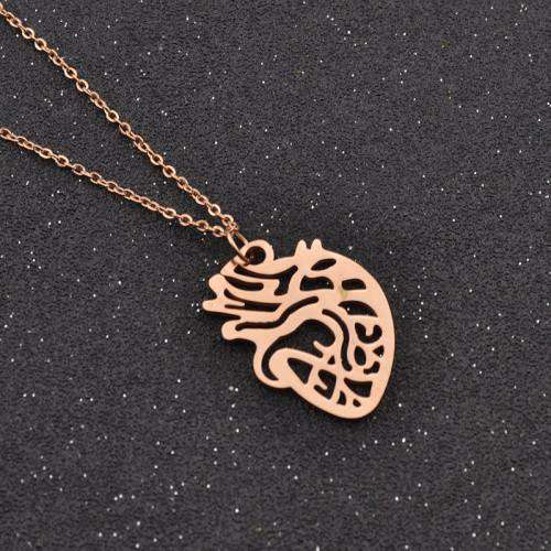 Anatomy Physica Medical Necklace