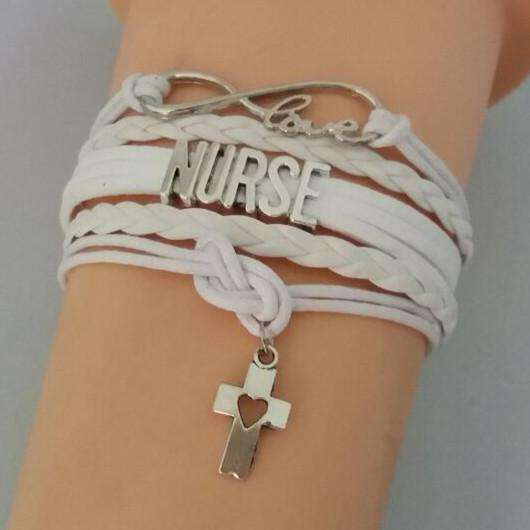**38% Discount** Love Charm Nurse Bracelet
