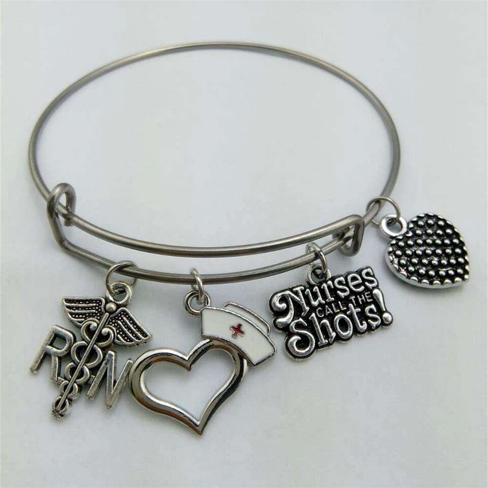"<b class=""blink_me"">**33% Discount**</b><br>Registered Nurse RN Charm"