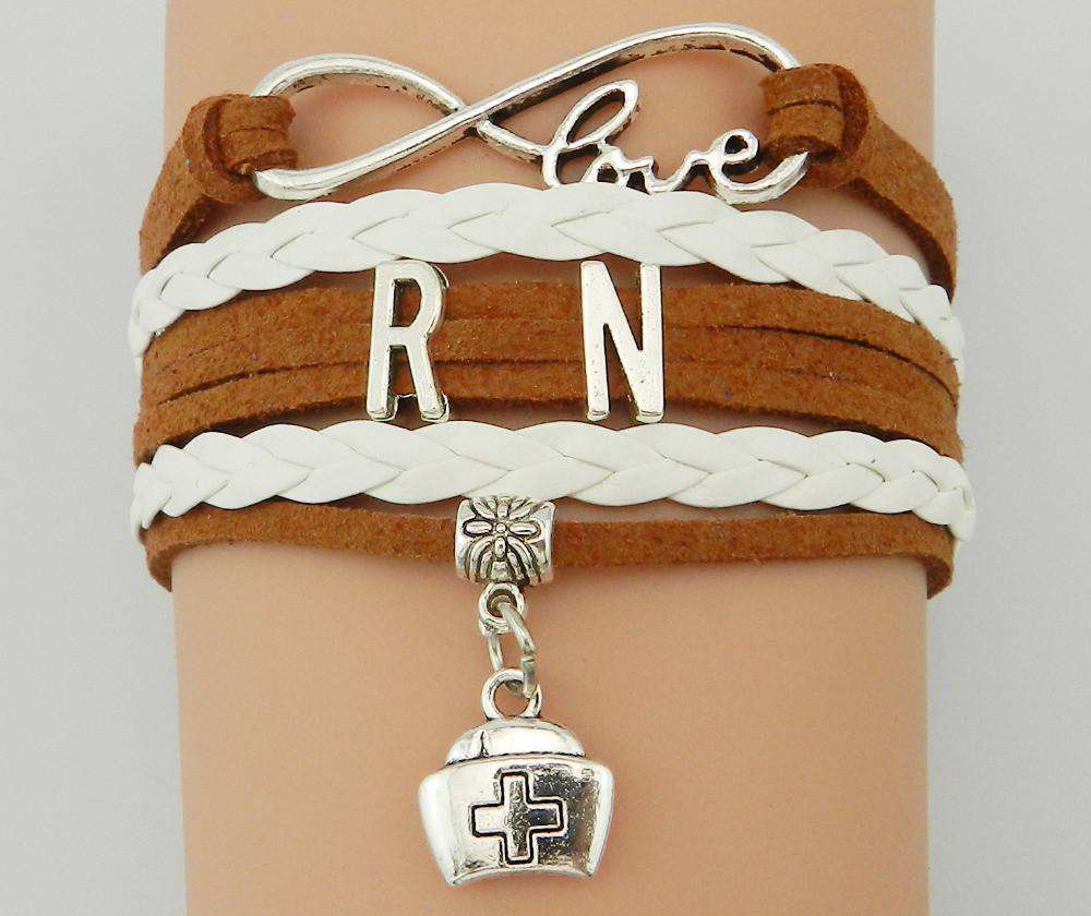 **Just Pay Shipping** Infinity Love RN Bracelet