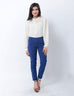 Royal Blue Pencil Pants