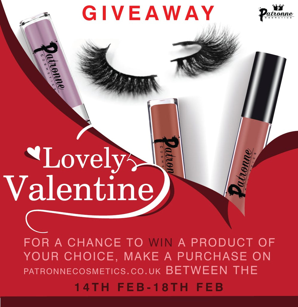 HAPPY VALENTINE! FREE PRODUCT