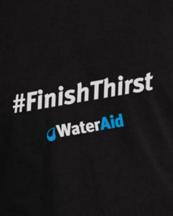Finish Thirst WaterAid T-Shirt