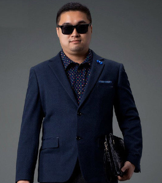 Plus Size Mens Blazers