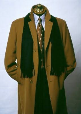 Plus Size Mens Overcoats