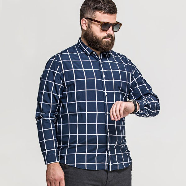 Plus Size Mens Shirts