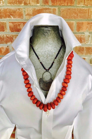 World Finds- Authentic Sahara Berber Necklace
