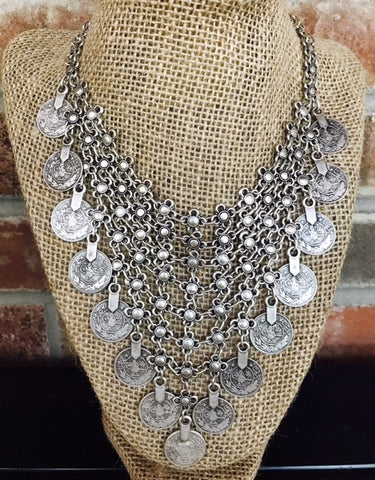 Austrian Crystal Beads Necklace