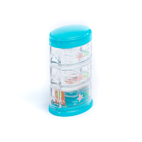 Packin' Smart - 3 Stackable Containers - Blue - Shop Atlantis Bahamas