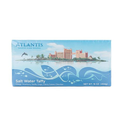 Atlantis Salt Water Taffy - Shop Atlantis Bahamas