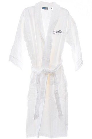 Atlantis Robe - White - Shop Atlantis Bahamas