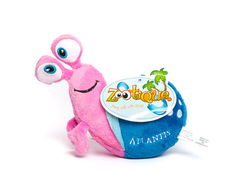 Plush Snail Bean Bag - Clearance - Shop Atlantis Bahamas