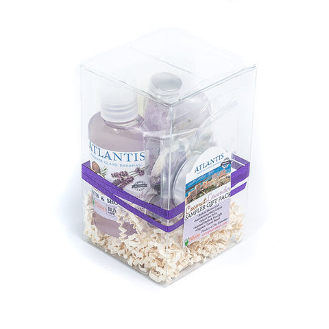 Coconut Lavender Sampler Gift Pack - Shop Atlantis Bahamas