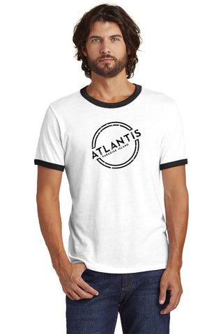 Atlantis Stamp Vintage Tee - Shop Atlantis Bahamas