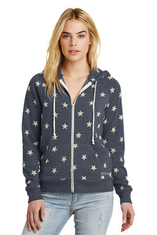 Fleece Zip Hoodie - Shop Atlantis Bahamas