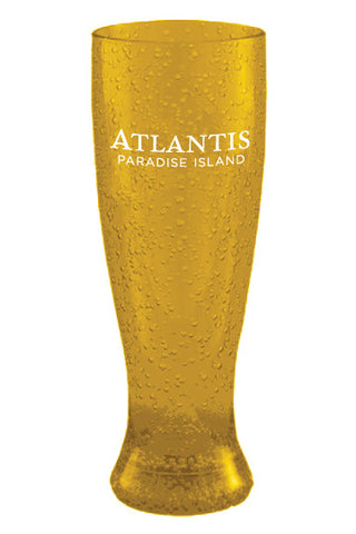 23oz Acrylic Bubble Pilsner (Set of 2) - Shop Atlantis Bahamas