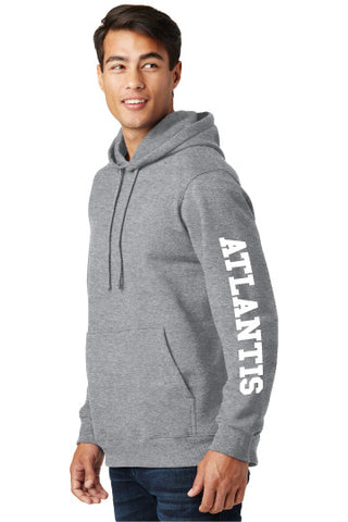 Atlantis Fleece Pullover Hooded Sweatshirt (Unisex) - Shop Atlantis Bahamas