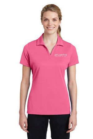 Ladies RacerMesh Polo - Shop Atlantis Bahamas