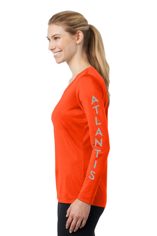 Atlantis Ladies Lightweight Long Sleeve T-Shirt - Shop Atlantis Bahamas