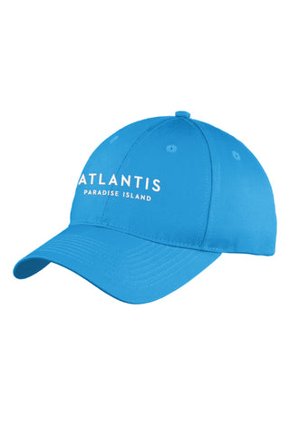 Youth Six-Panel Unstructured Twill Cap - Shop Atlantis Bahamas