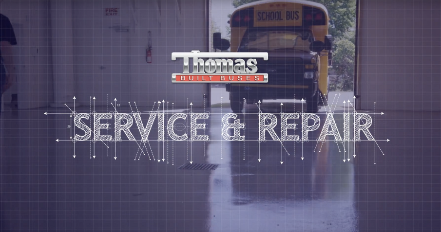 Service & Repair: Entrance Door Adjustments - Thomas Built Buses