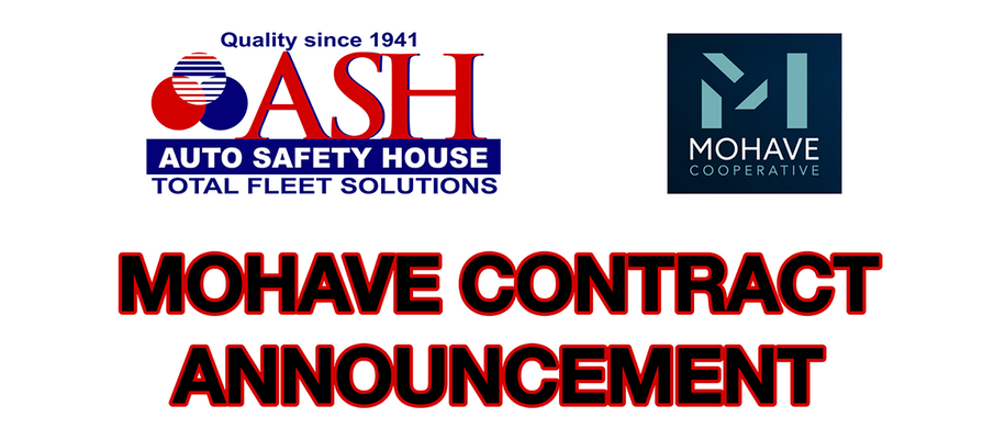 An Important Announcement from Auto Safety House to all Mohave Members