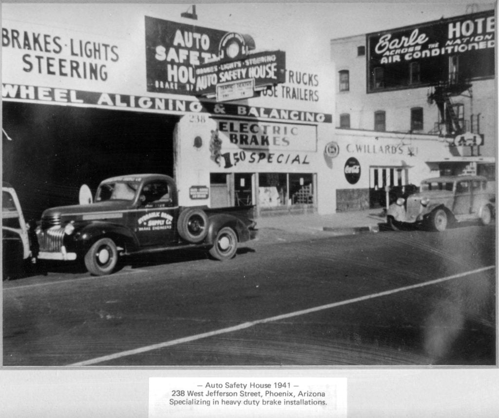 Our History | Total Fleet Solutions | Phoenix | Holbrook | Tucson ...