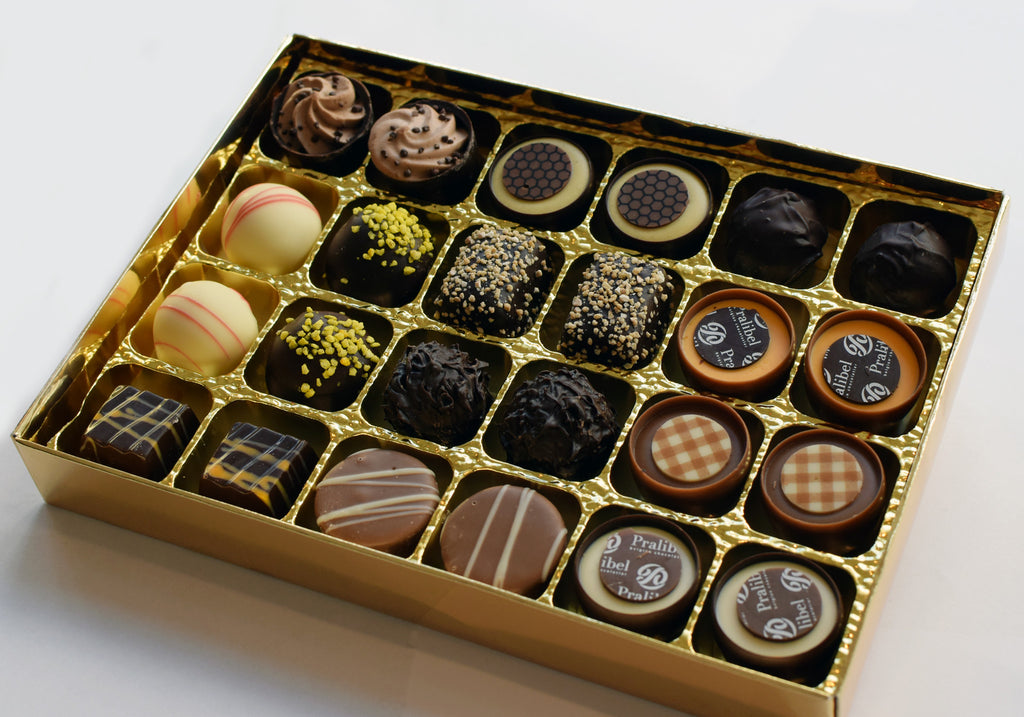 New Year for fabulous, luxury chocolates