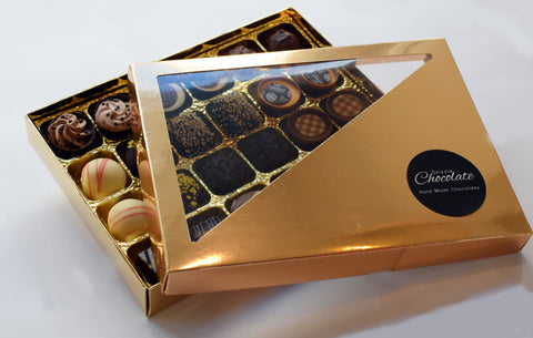 24 Chocolate Box - Special Choice for Valentines, Mothers Day, Birthday and Anniversary