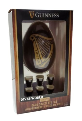 Guinness Dark Chocolate Egg