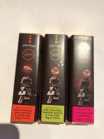 Diabetic Chocolate Bars - pack of 3 x 45g